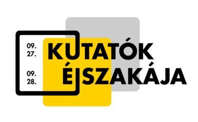 (Magyar) Idén is Kutatók Éjszakája!