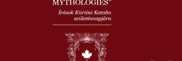 Megjelent a Szövegek között 23. kötete – Írások Kürtösi Katalin tiszteletére