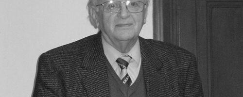 Elhunyt Tegyey Imre tanár úr: rá emlékezünk