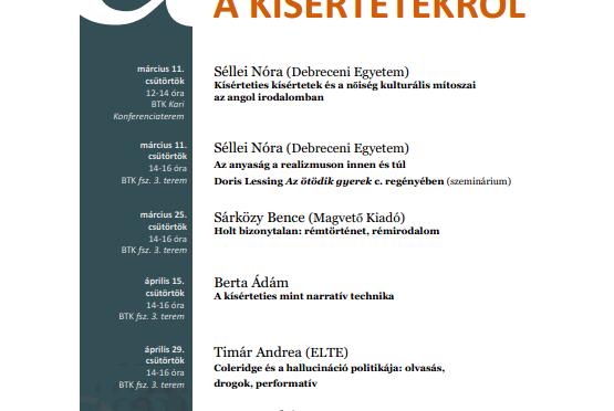 et al. előadások – 2010/tavasz