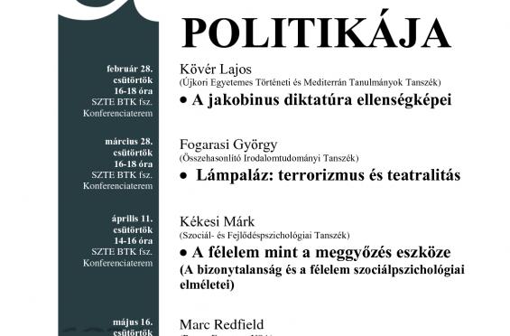 et al. előadások – 2013/tavasz